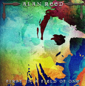 Alan_Reed_First_in_a_Field_of_One_cover