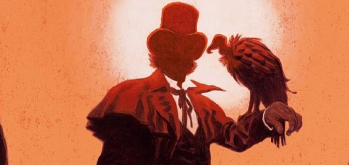 Undertaker tom 1 Pożeracz złota Gitarą Rysowane