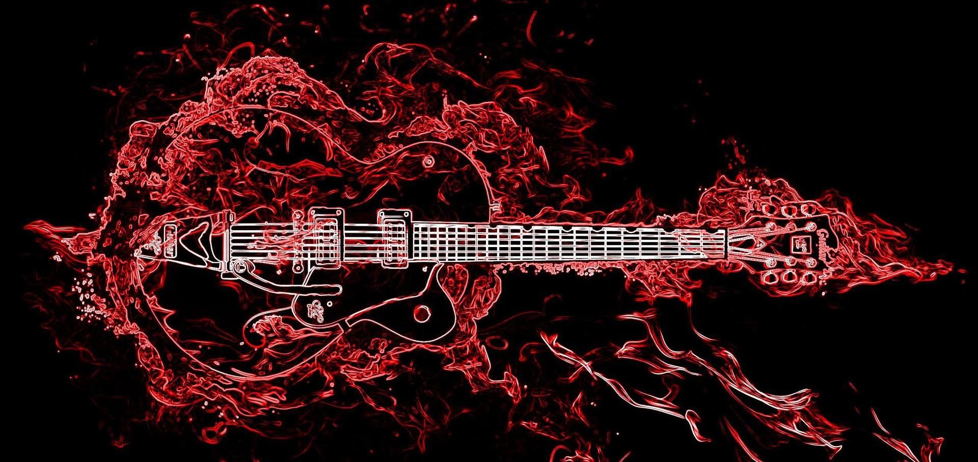 Gitarą Gitarą Rysowane