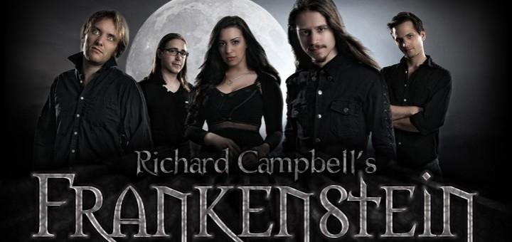 Richard Campbell's Frankenstein Imaginaria