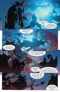 Thor Gromowładny 1 Bogobójca Gitarą Rysowane