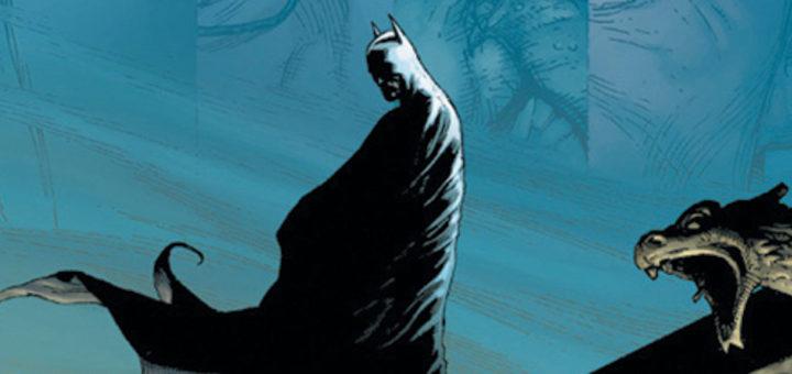 Batman Ziemia Jeden 2 Gitarą Rysowane