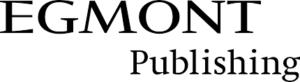 Egmont Logo Gitarą Rysowane