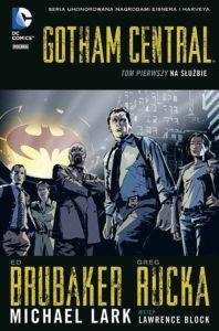 Ołówkiem #10: Gotham Central Gitarą Rysowane