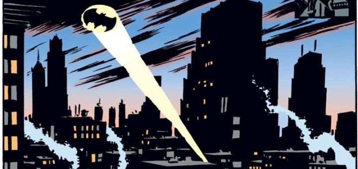Ołówkiem #10: Batman i Syn, Gotham Central Gitarą Rysowane