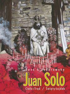 Juan Solo t. 3-4 okładka Gitarą Rysowane