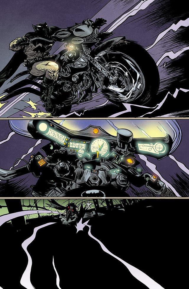Batman Rok Setny 2 Gitarą Rysowane
