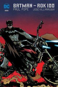 Batman Rok Setny Okładka Gitarą Rysowane