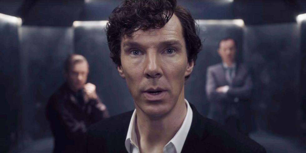 Sherlock Ostatnie wyzwanie 2 Gitarą Rysowane