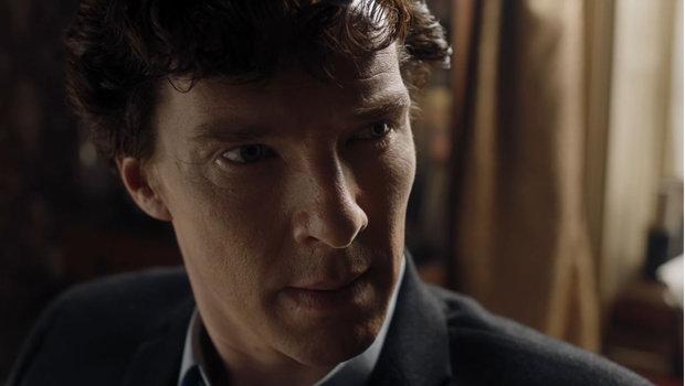 Sherlock Ostatnie wyzwanie 3 Gitarą Rysowane