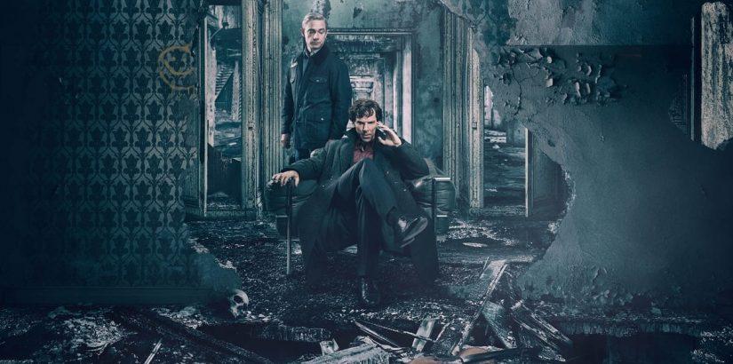 Sherlock Ostatnie wyzwanie Gitarą Rysowane