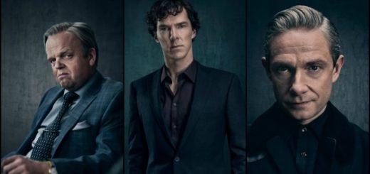Sherlock Zakłamany detektyw Gitarą Rysowane