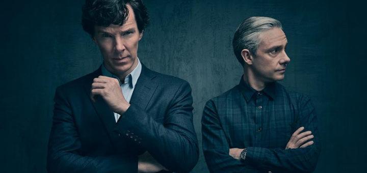 Sherlock Sezon 4 Gitarą Rysowane