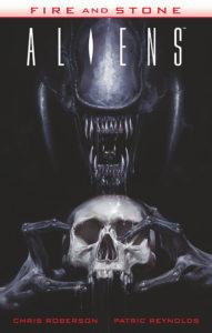 Aliens Fire and Stone Okładka Gitarą Rysowane