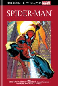 Superbohaterowie Marvela 1 Spider-Man Okładka Gitarą Rysowane