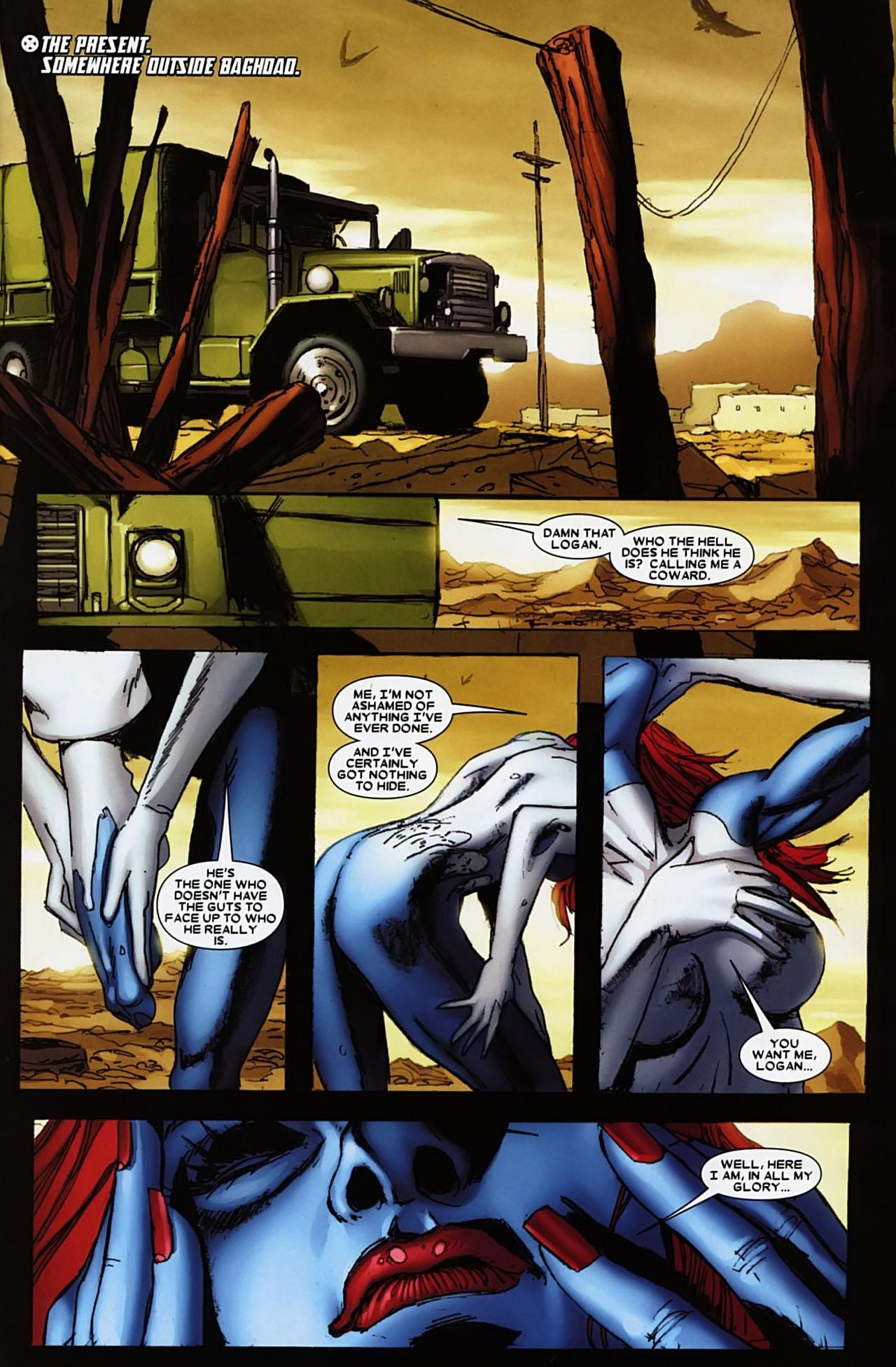 Superbohaterowie Marvela 2 Wolverine 2 Gitarą Rysowane