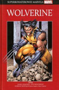 Superbohaterowie Marvela 2 Wolverine Okładka Gitarą Rysowane