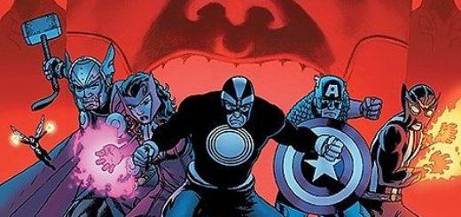 Uncanny Avengers 2 Bliźnięta apokalipsy Gitarą Rysowane