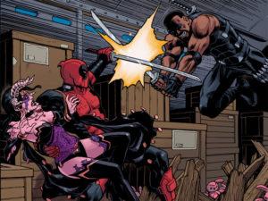 Deadpool: Wyzwanie Draculi 2 Gitarą Rysowane
