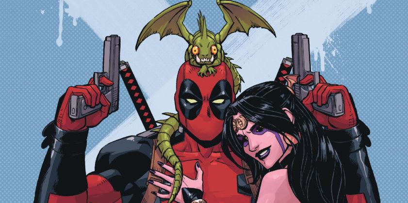 Deadpool: Wyzwanie Draculi Gitarą Rysowane