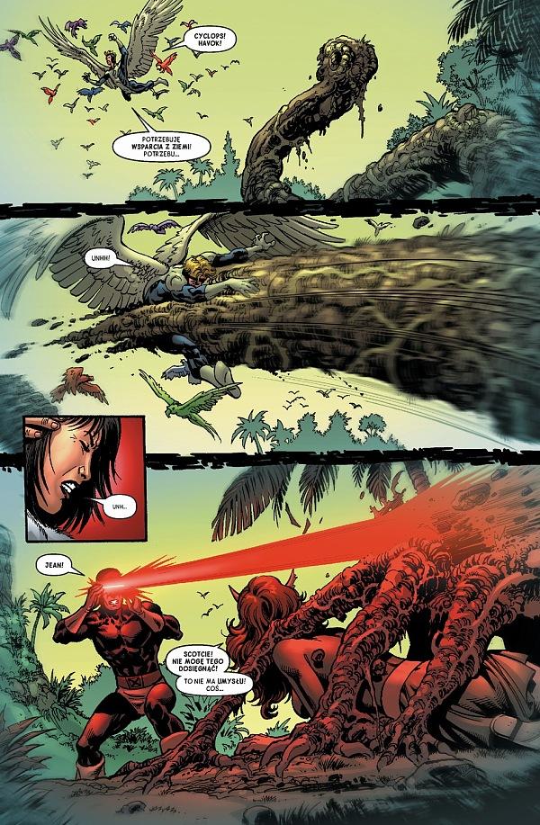 X-Men Mordercza Geneza 1 Gitarą Rysowane
