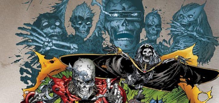 X-Men Mordercza Geneza Gitarą Rysowane