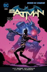 Batman 8 Waga superciężka Okładka Gitarą Rysowane