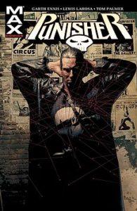 Punisher Max Vol 1 Okładka Gitarą Rysowane
