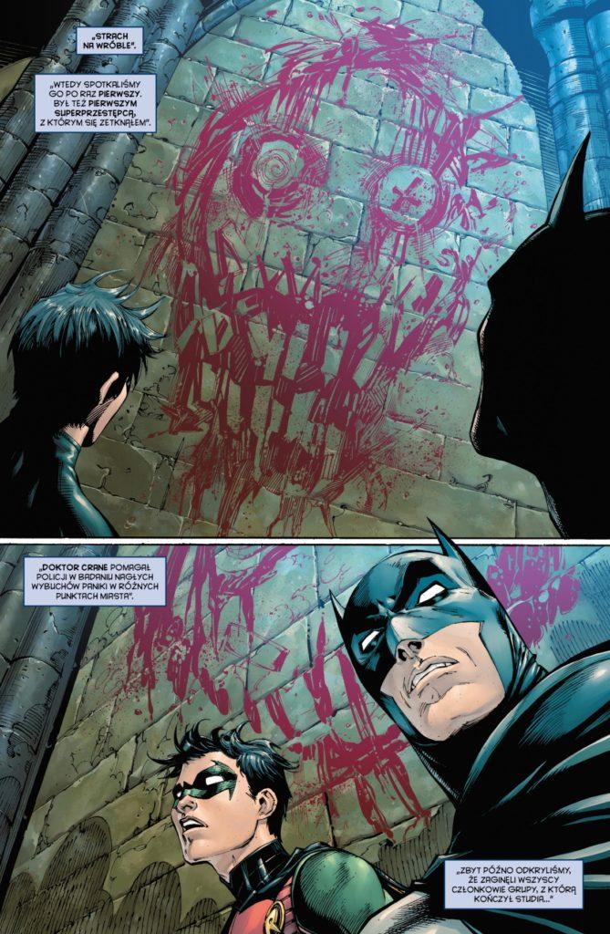 Wieczni Batman i Robin t. 1 1 Gitarą Rysowane