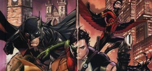 Wieczni Batman i Robin t. 1 Gitarą Rysowane