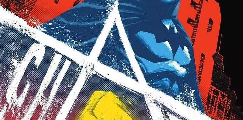 Batman Detective Comics 7 Anarky Gitarą Rysowane
