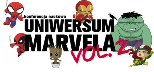Uniwersum Marvela Vol. 2 Gitarą Rysowane