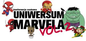 Uniwersum Marvela Vol. 2 Plakat Gitarą Rysowane