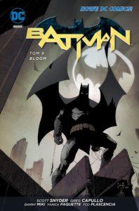 Batman 9 Bloom Okładka Gitarą Rysowane