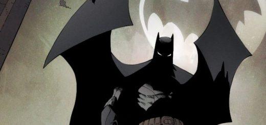 Batman 9 Bloom Gitarą Rysowane