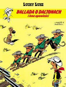 Lucky Luke Ballada o Daltonach Okładka Gitarą Rysowane