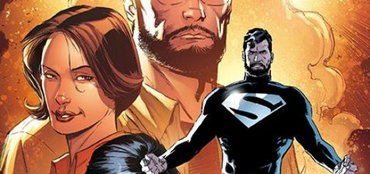 Superman Lois i Clark Gitarą Rysowane