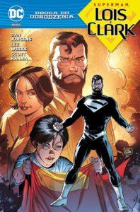 Superman Lois i Clark Okładka Gitarą Rysowane