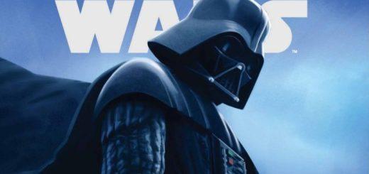 Darth Vader i zaginiony oddział Gitarą Rysowane