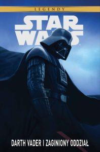 Darth Vader i zaginiony oddział Okładka Gitarą Rysowane
