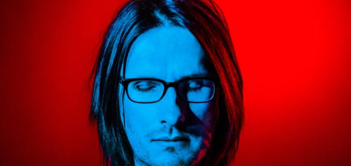 Steven Wilson To The Bone Gitarą Rysowane