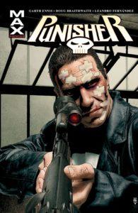 Punisher Max Tom 2 Okładka Gitarą Rysowane