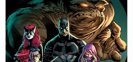 Batman - Detective Comics 1: Powstanie Batmanónw Gitarą Rysowane