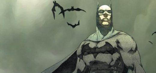 Gotham Central 4 Corrigan Gitarą Rysowane