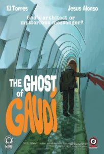 The Ghost of Gaudi Okładka Gitatą Rysowane