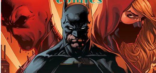 Batman - Detective Comics 2 Syndykat ofiar Gitarą Rysowane
