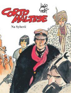 Corto Maltese Na Syberii Okładka Gitarą Rysowane