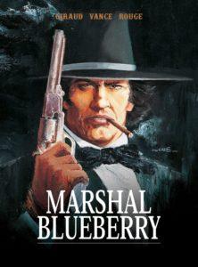 Marshal Blueberry Okładka Gitarą Rysowane
