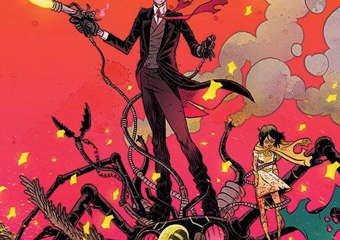 Sherlock Frankenstein i Legion Zła Imaginaria