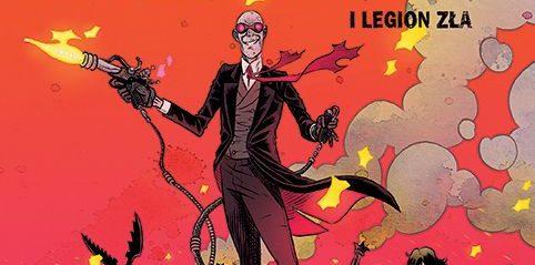Sherlock Frankenstein i Legion Zła Gitarą Rysowane